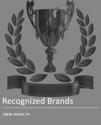 recognized-brands