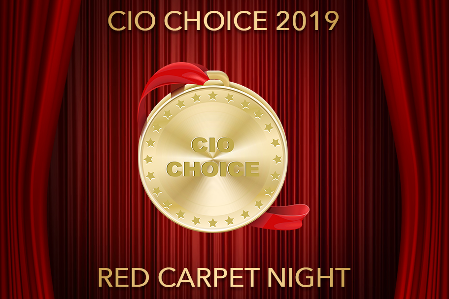 CIO Choice 2019-The Red Carpet Night