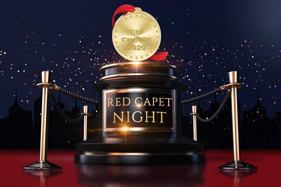 CIO Choice 2020 Red Carpet Night
