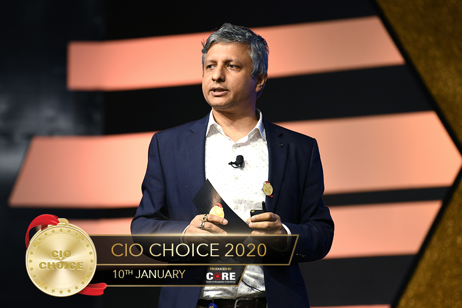 Kunal Pande Partner KPMG @ CIO Choice 2020